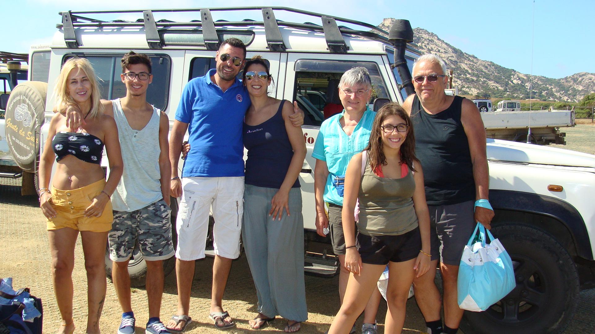 Escursione 15 luglio 2014