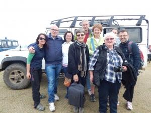 Escursione 26 aprile 2015. From Australia and Italy