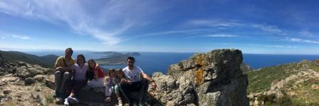Escursioni fuoristrada + trekking di Punta Scomunica